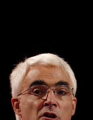 Britain's Chancellor of the Exchequer Alistair Darling might find his head below water soon. A slowdown in one of Europe's largest and fastest-growing economies would send ripples across the rest of the Continent.