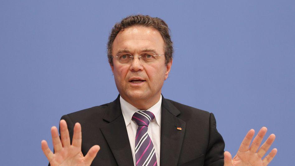 Innenminister Friedrich: Rauswurf der Bundespolizei-Spitze