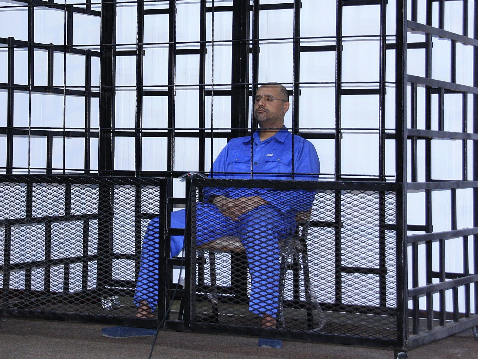 Libyen/ Urteil/ Saif al- Islam