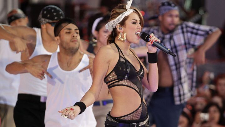 Miley Cyrus: Hip-Hop-Kultur als Szeneschmuck missbraucht?