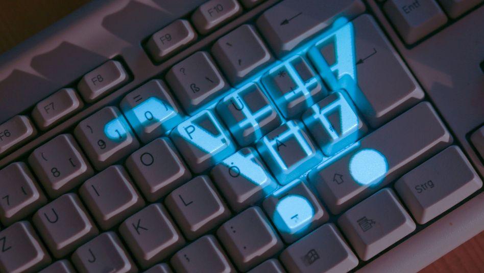 Onlinehandel (Symbolbild)