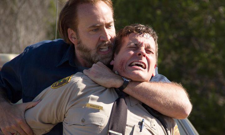 "Szene aus Brown-Verfilmung ""Joe"" (2013)"