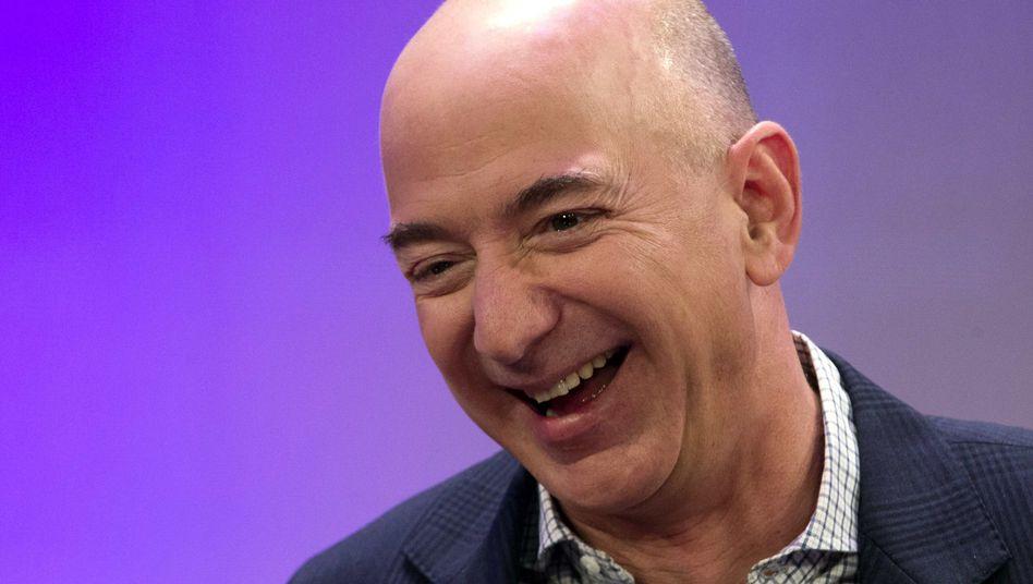 Beichte des Amazon-Gründers: Warum Jeff Bezos Milliardenverluste kaltlassen