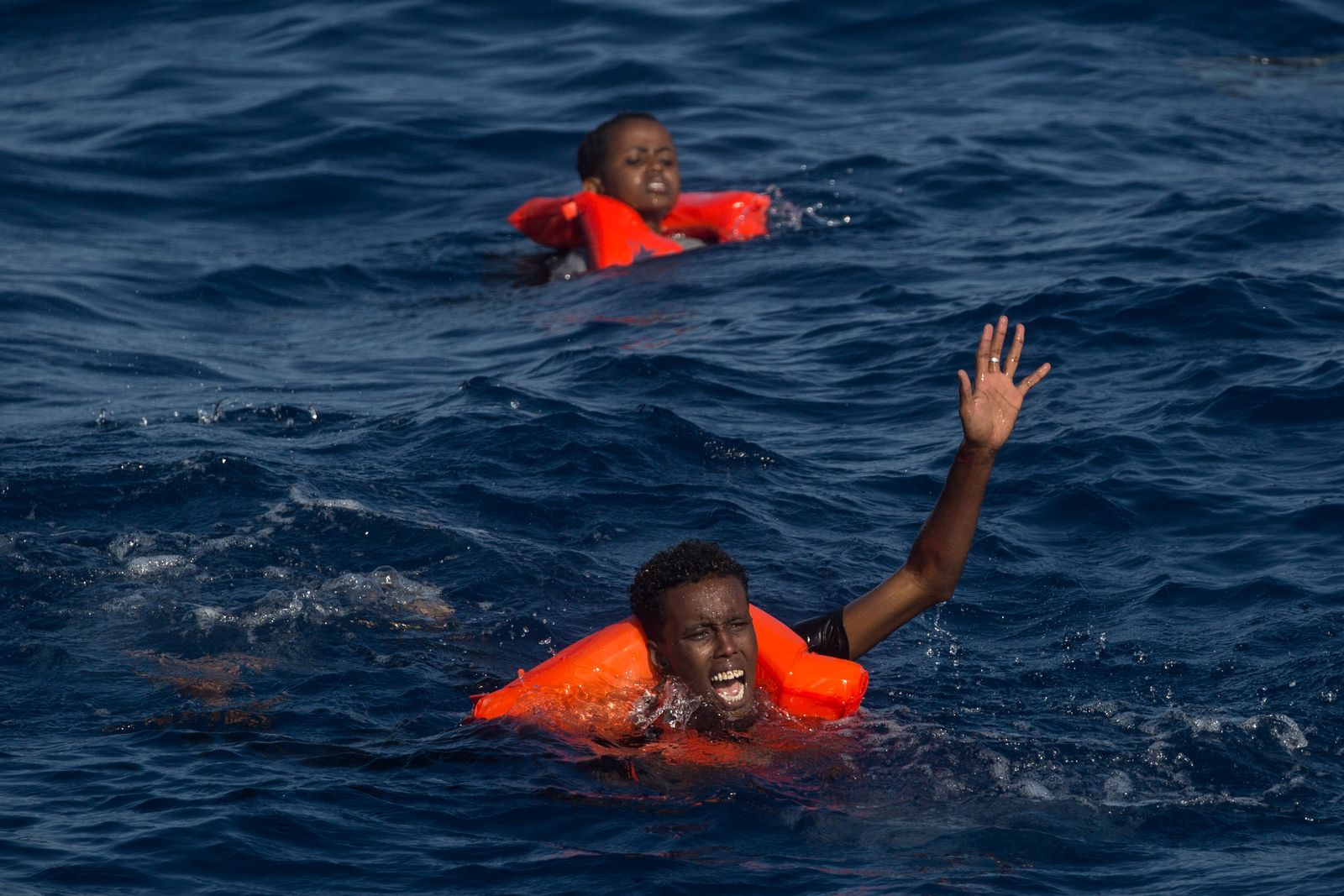 Italien/ Flüchtlinge / Migranten