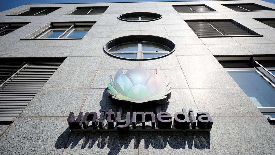 Der Unitymedia-Sitz in Köln (Archivbild)