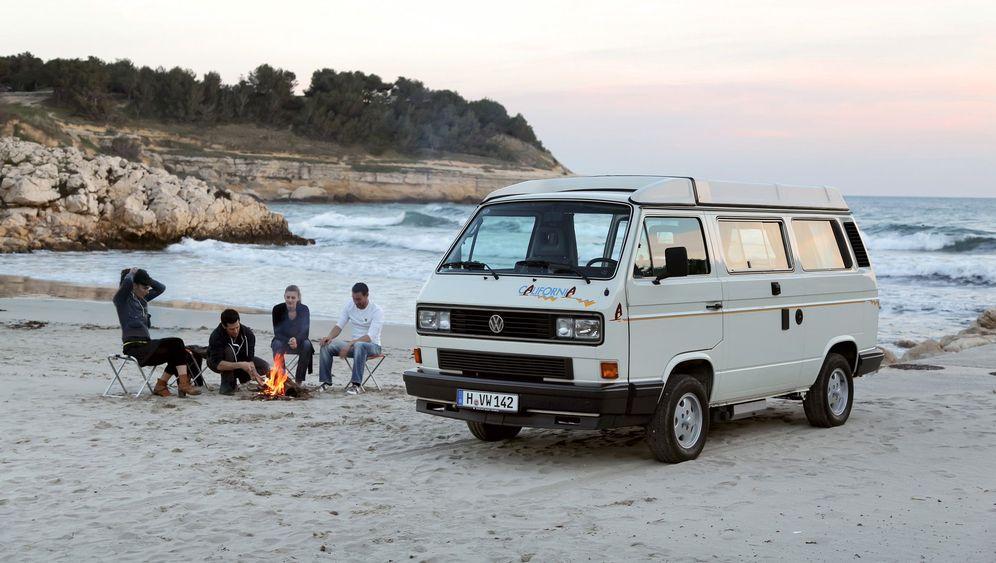 VW-Bus als Gebrauchtwagen: Wo der Bulli Macken hat