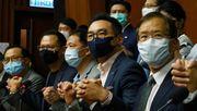 Oppositionelle Abgeordnete wollen geschlossen zurücktreten