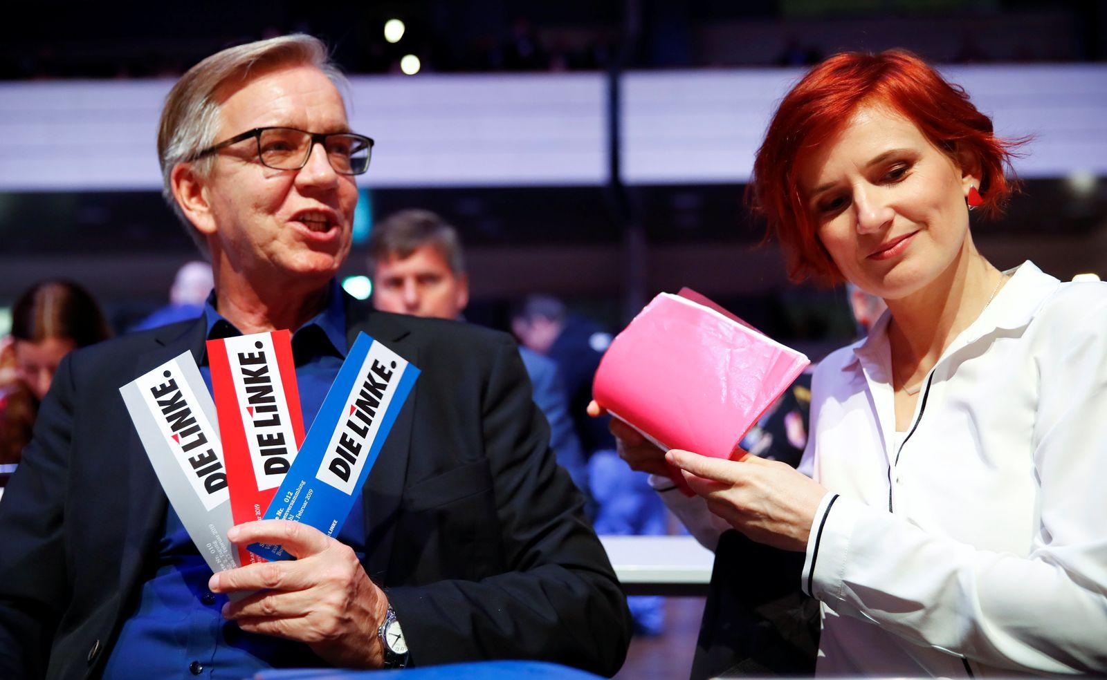 GERMANY-POLITICS/LINKE