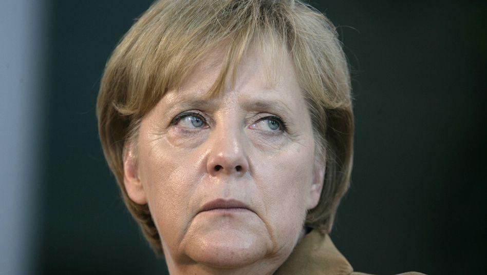 """Kanzlerin Merkel: """"Dann muss ich in der Früh so etwas hören"""""""