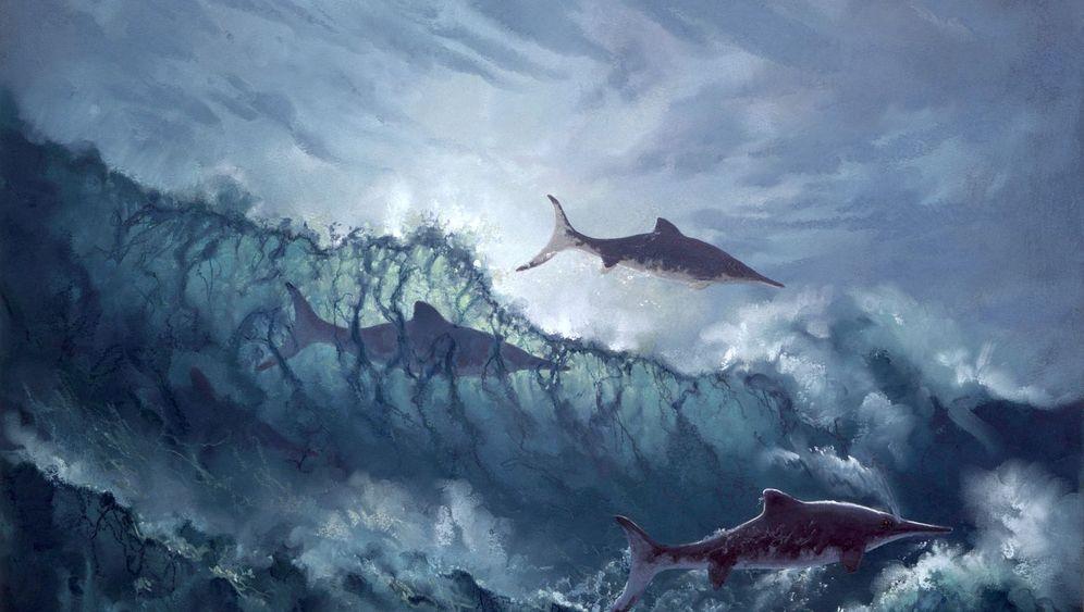 Douglas Henderson: Der ganz andere Dino-Maler