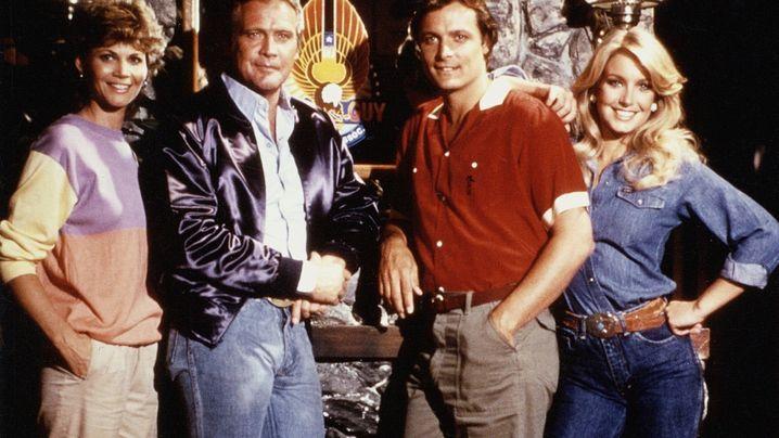 TV-Serie der Achtziger: Ein Colt für alle Fälle