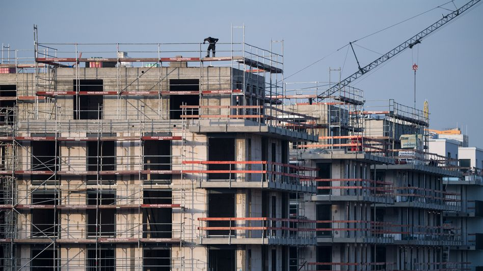 Neubauwohnungen in Berlin Schöneberg (Archivbild): Ein Plus von zwei Prozent