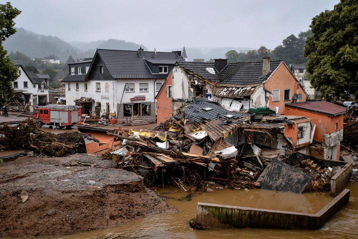 Betroffene im Landkreis Ahrweiler: »Niemand hat mit dieser Naturgewalt gerechnet«
