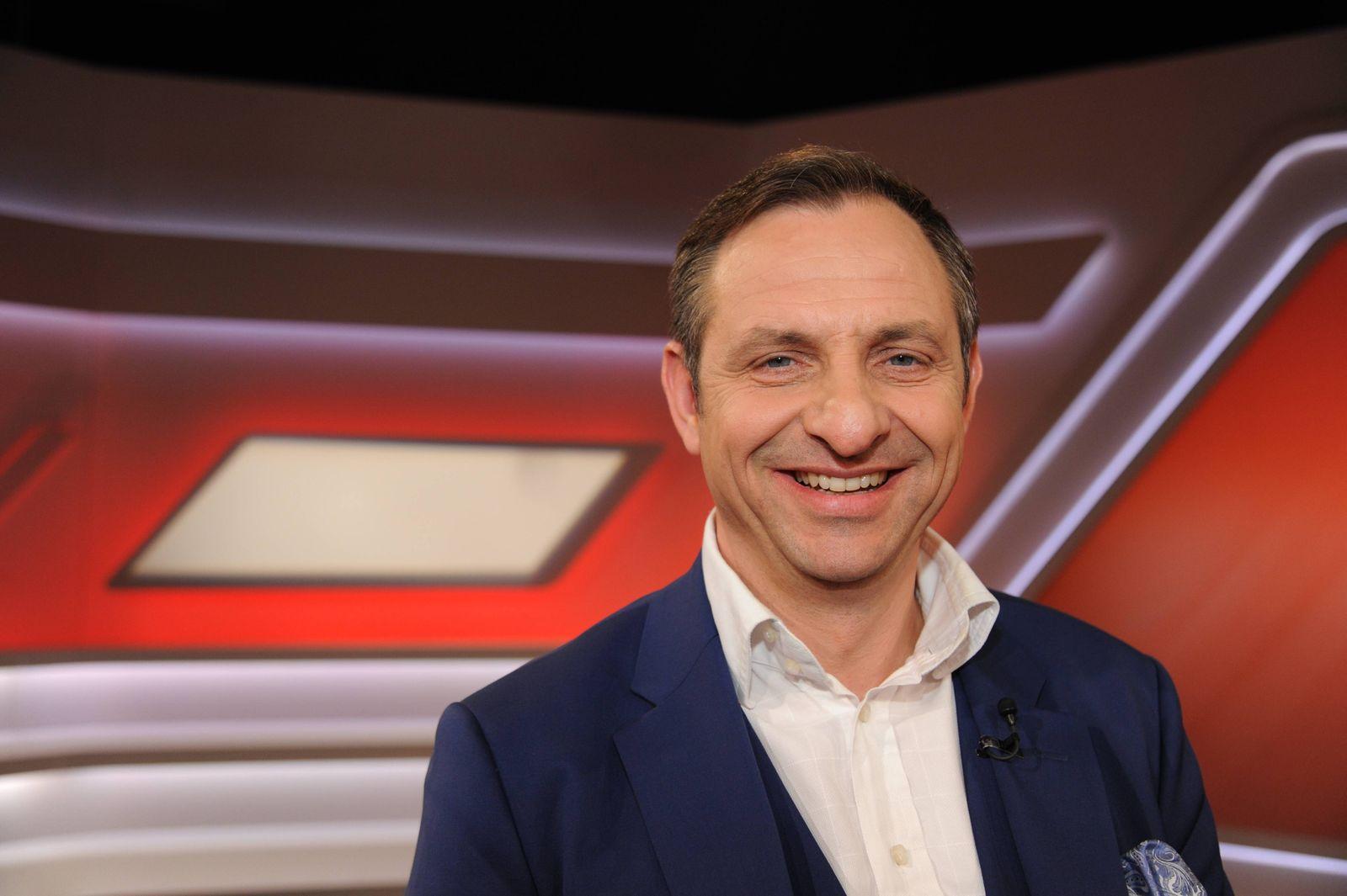 Der Politiker Jorgo Chatzimarkakis ehemaliger FDP Europaabgeordneter zu Gast in der ARD Talkshow Ma