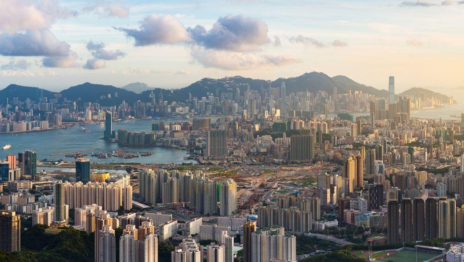 Helikoptergeld: Hongkong gibt jedem Bürger 1300 Dollar