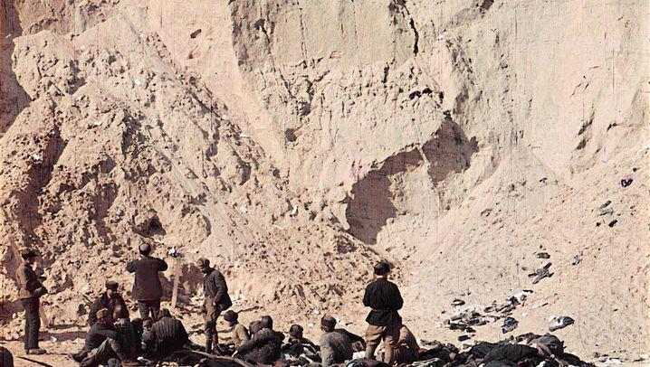 Massaker von Babi Jar: Die Schlucht des Todes