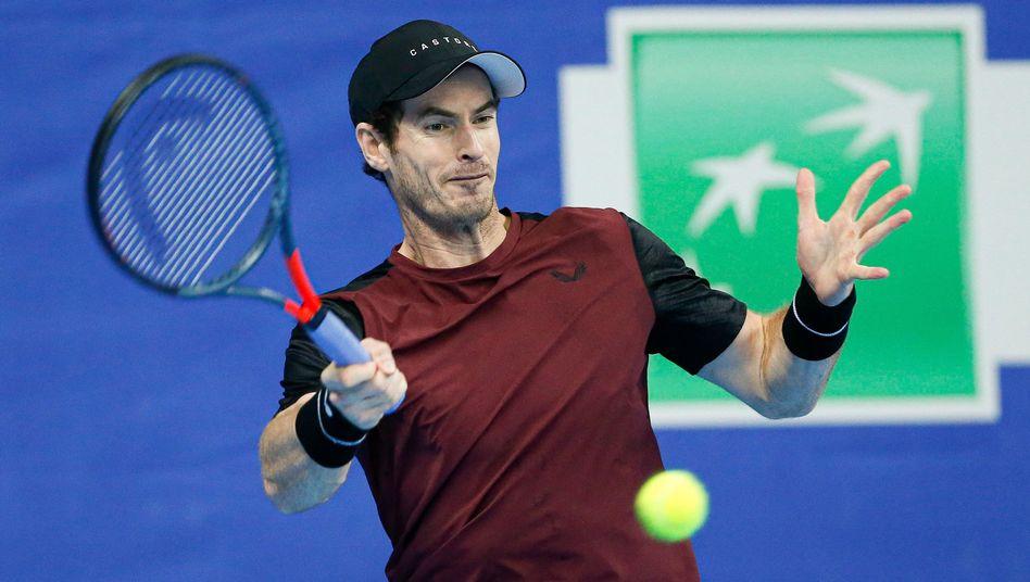 Andy Murray gewinnt das erste Turnier seit seiner Hüft-OP