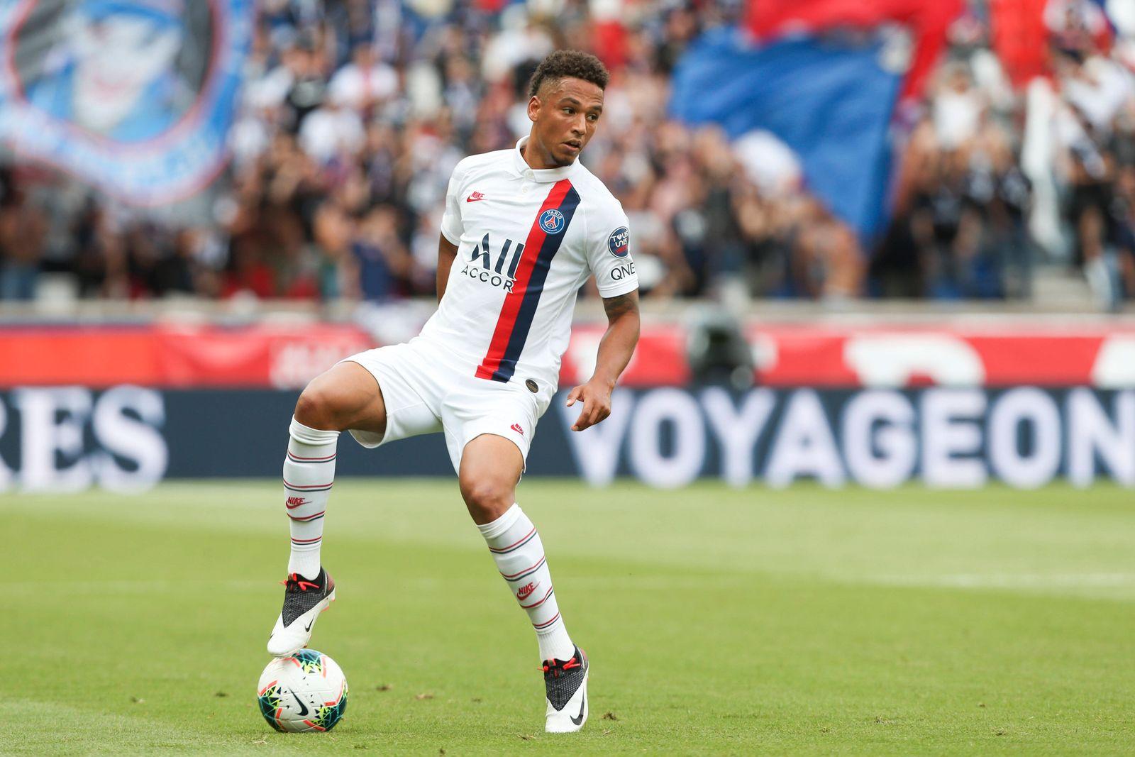 Thilo Kehrer (PSG) FOOTBALL : Paris Saint Germain Vs Waasland-Beveren - Amical - 17/07/2020 MichaelBaucher/Panoramic PUB