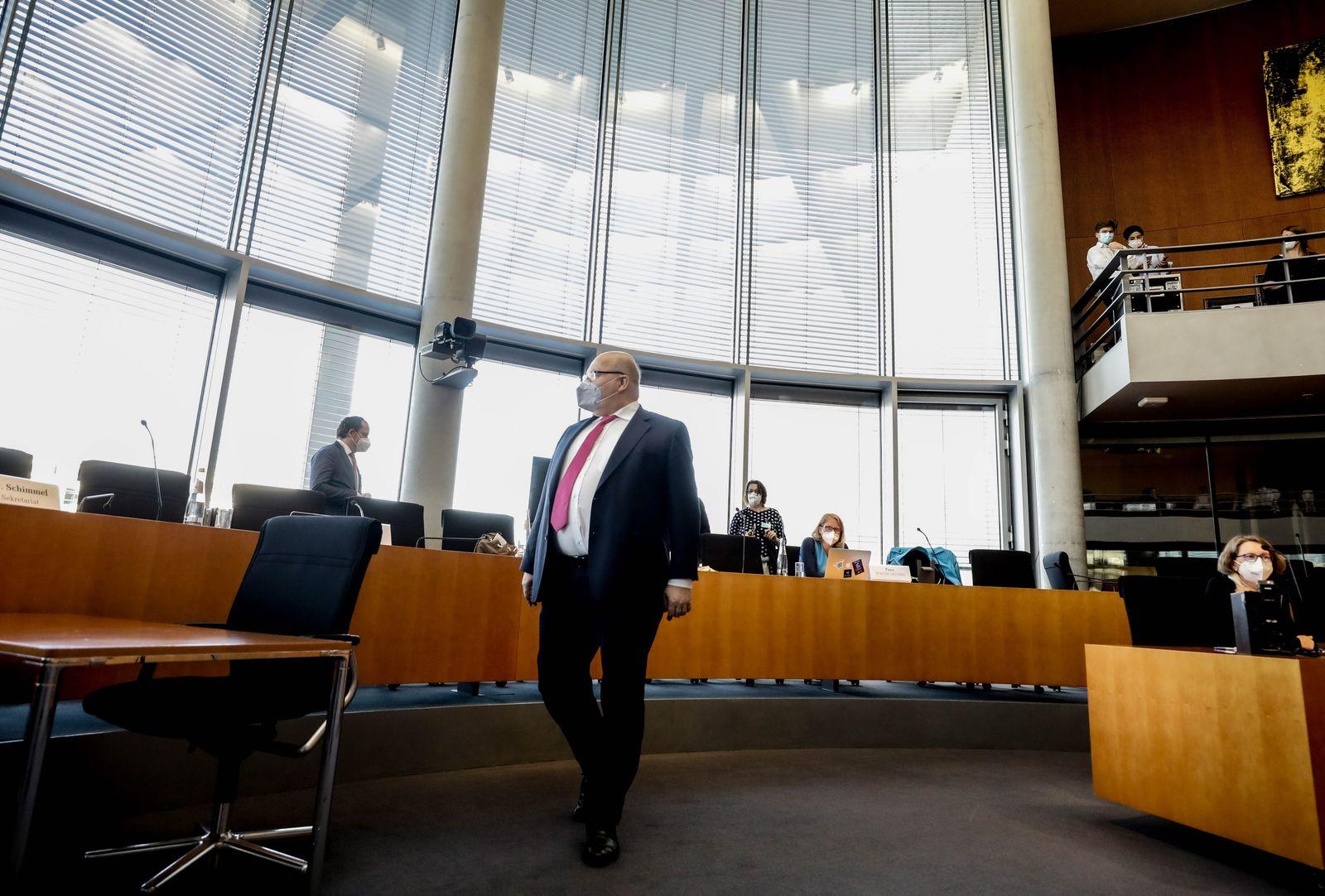 Wirecard investigation committee in Berlin