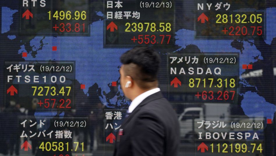 """Banker in Tokio: """"Letztlich werden Stereotype wiederholt"""""""