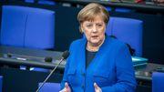 Merkel warnt vor Rückschlägen in der Coronakrise