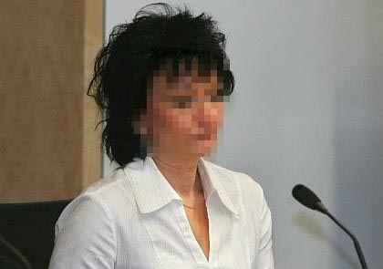 Angeklagte Sabine H.: Voll schuldfähig