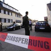 Polizeiabsperrung: Die Ermittlungen am Tatort sind abgeschlossen