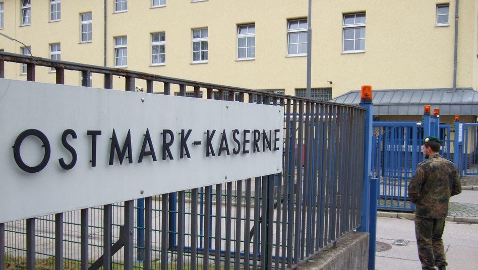 Ostmark-Kaserne in der Oberpfalz: Der Standort soll von der Reform profitieren