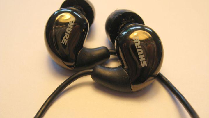 In-Ohr-Kopfhörer: Shure SE530