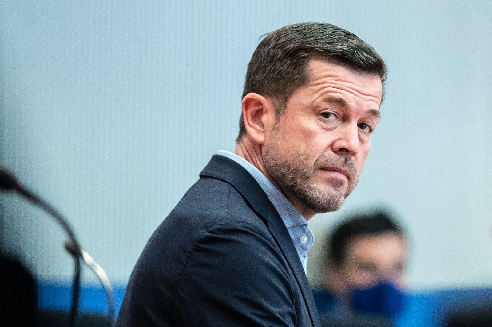 Finance Committee hearing on Wirecard scandal, Berlin, Germany - 17 Dec 2020