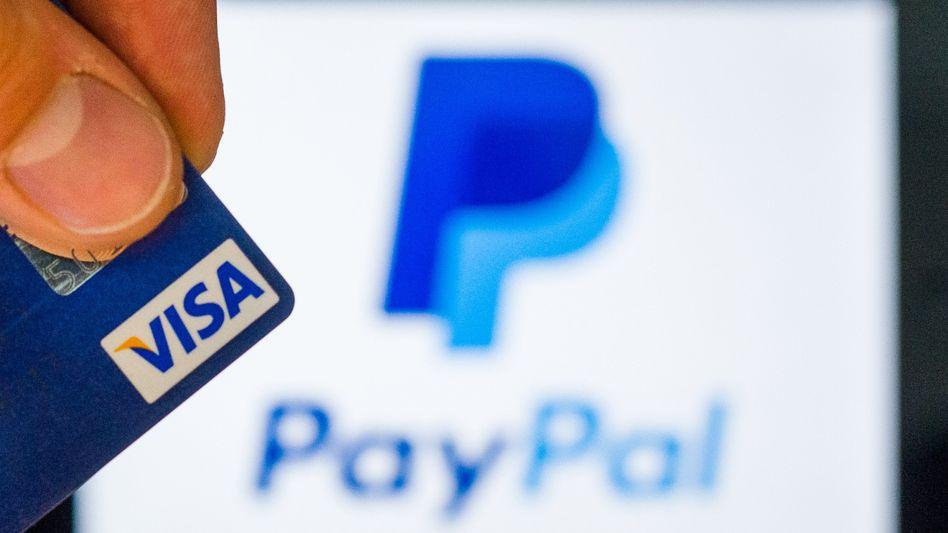 Paypal-Logo (Symbolbild)