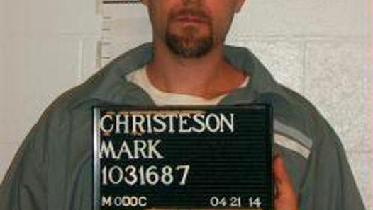 Mark Christeson auf einem Bild aus dem Jahr 2014
