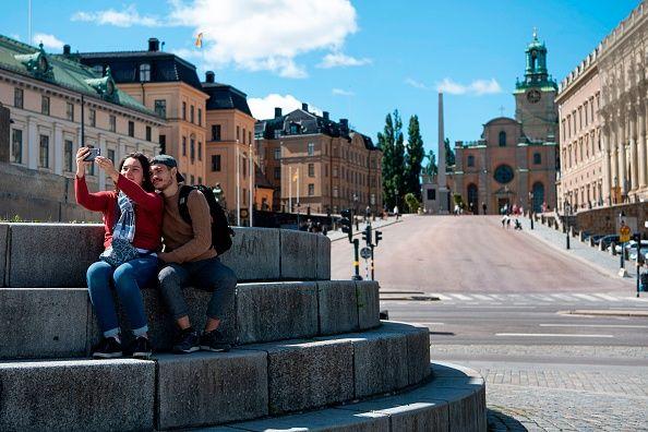 SWEDEN-HEALTH-VIRUS-TOURISM