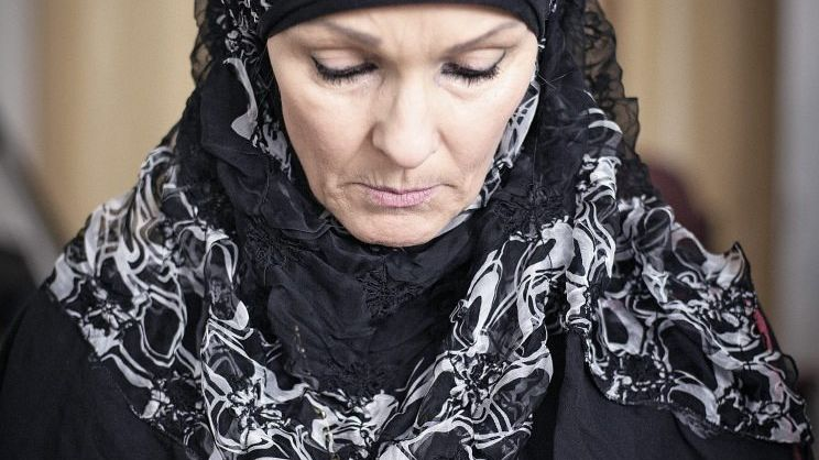 Stille und Einkehr: Beim täglichen Gebet empfindet die Konvertitin Sarah Lenkeit »tiefen inneren Frieden«.