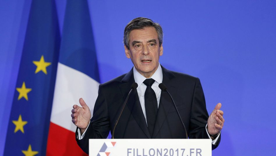 Präsidentschaftskandidat Fillon