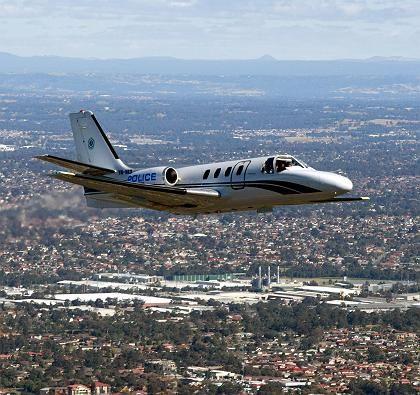 Cessna Citation in Australien: Die VLJ benötigen eine kürzere Landebahn als große Passagiermaschinen.
