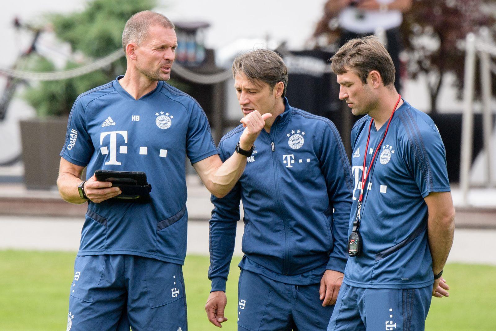 Training FC Bayern