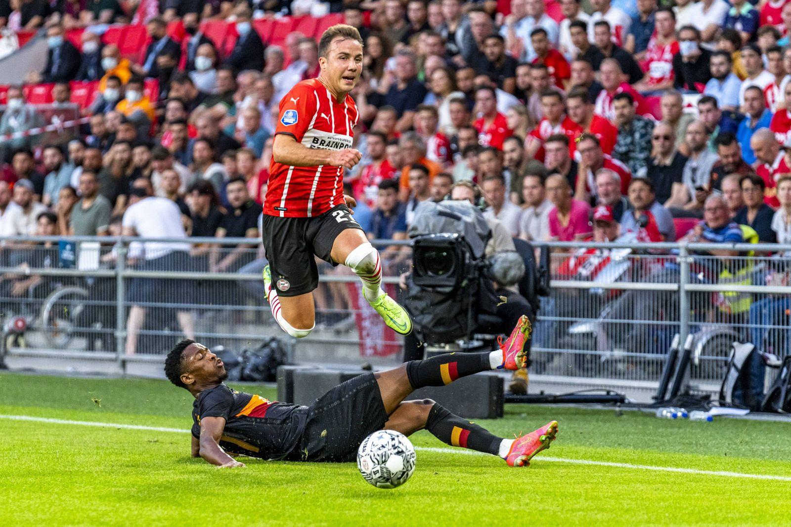 EINDHOVEN, Netherlands, 21-07-2021, football, Philips stadium, second qualification round Champions League, season 2021