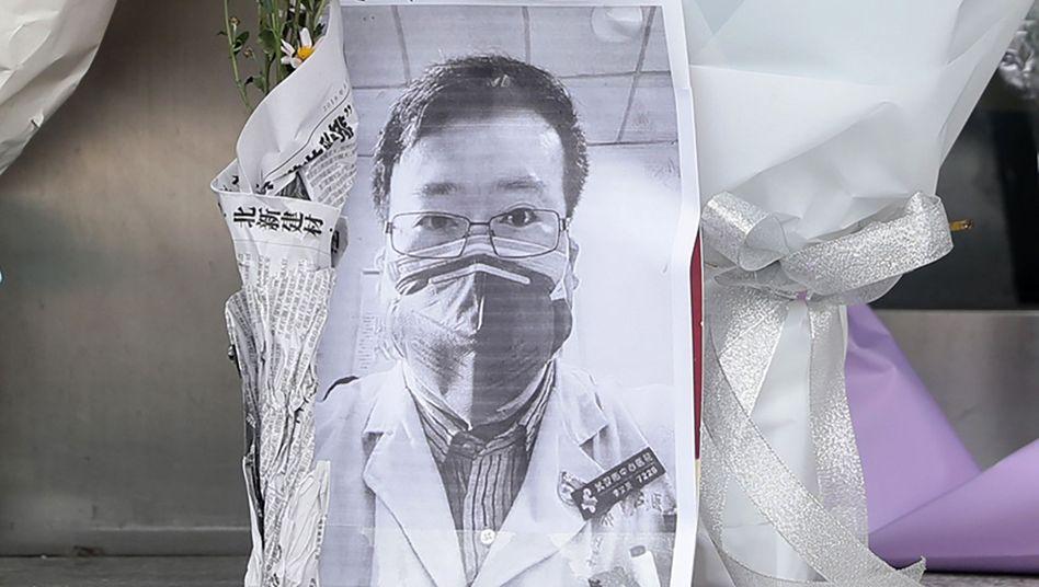 Li Wenliang warnte vor dem Coronavirus - nun ist er daran gestorben