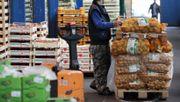 Ein Siebtel der Lebensmittel verdirbt zwischen Ernte und Handel