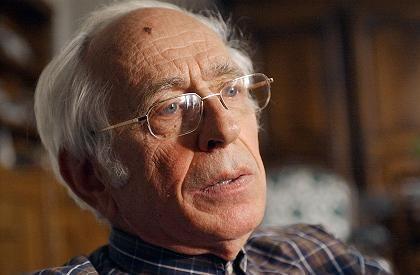 """Nobelpreisträger Chauvin: """"Dieser Preis ist mir peinlich"""""""