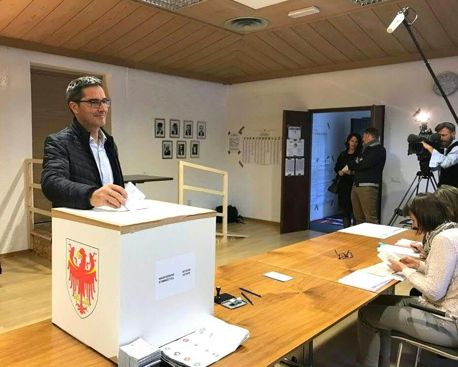 Landtagswahlen Südtirol