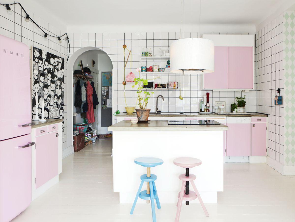 Bildband Kitchen Living Ein Wow Kuchen Der Spiegel
