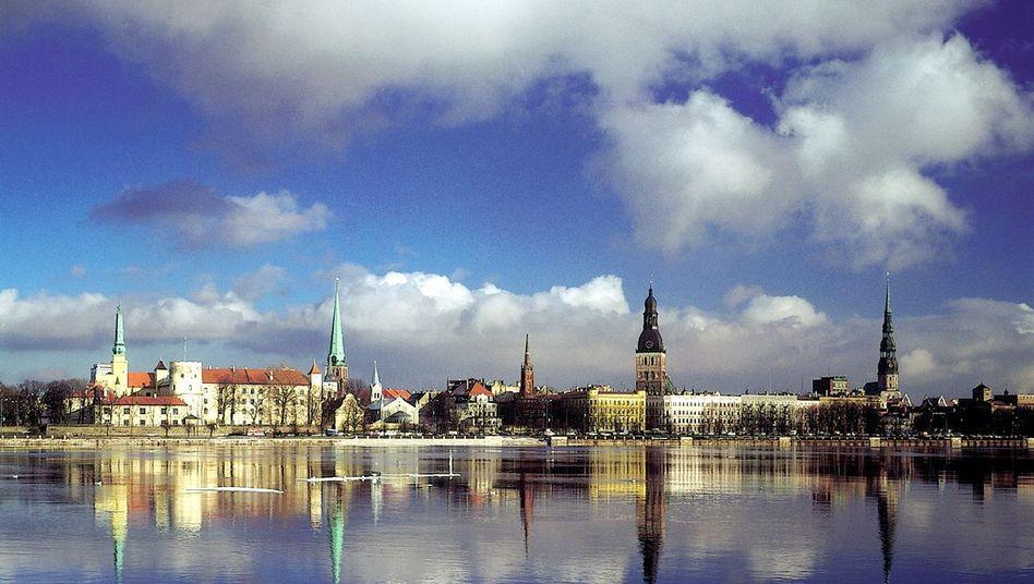 Lettlands Hauptstadt Riga: Keine Unterstützung für Acta