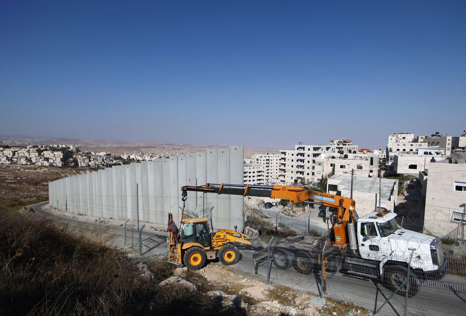 Israel/ Ost-Jerusalem