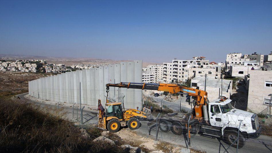 Bauarbeiten in Ost-Jerusalem: Strittige Siedlungspolitik der Israelis