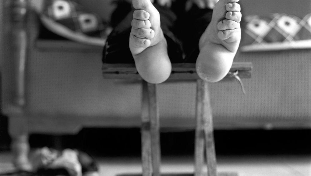 Gebundene Füße: Erbe aus vergangener Zeit