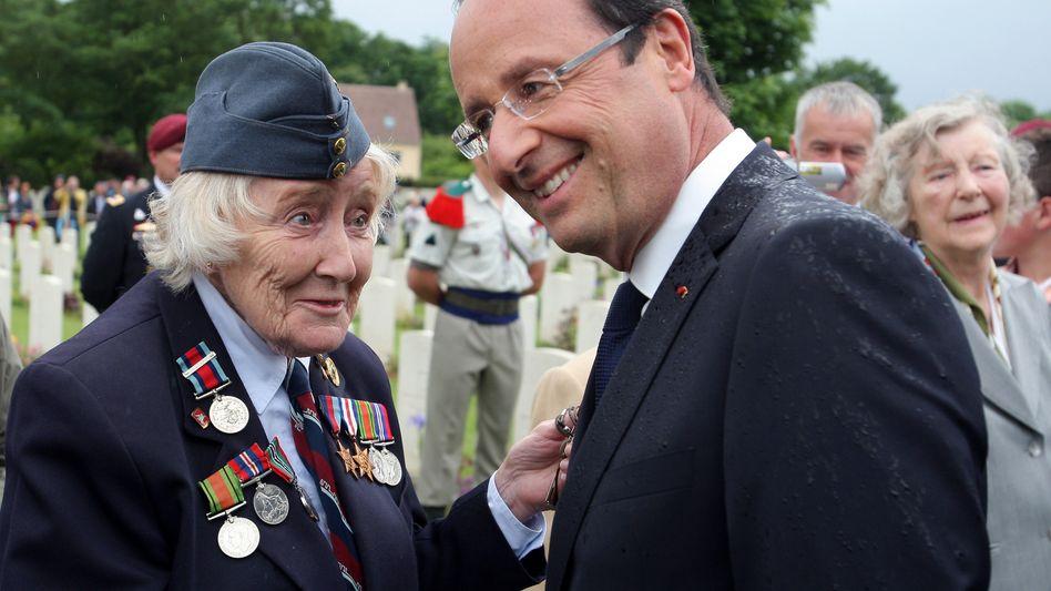 Frankreichs Präsident Hollande: Neue Renten-Regelung für bestimmte Arbeitnehmer