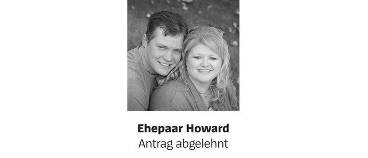 Aimee Howard and her husband