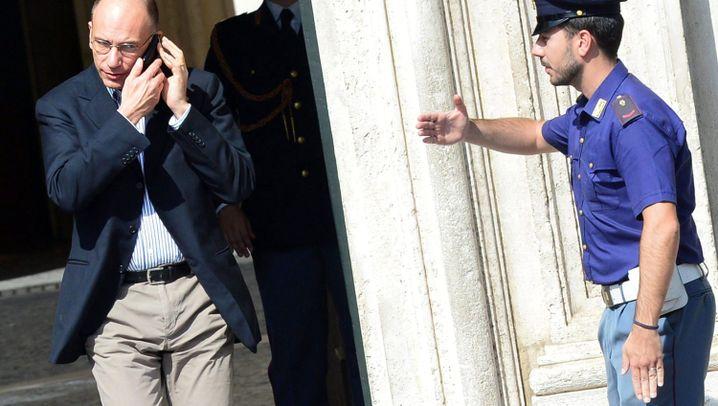 Regierungskrise in Italien: Riesiges Polit-Chaos